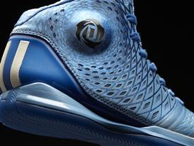 D Rose 3.5, Triple Blue, Detail 2