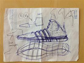 Crazyquick Basketball_Sketch 1