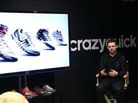 Robbie Fuller, adidas Category Director