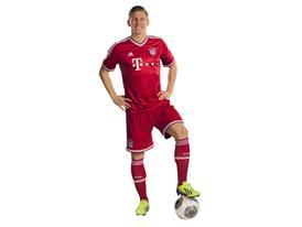 Schweinsteiger adidas FCB Outfit