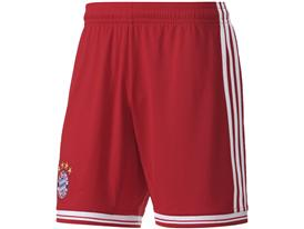 FCB Home Shorts front