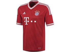 FCB Home Jersey front