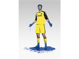 Chelsea Football Club kit