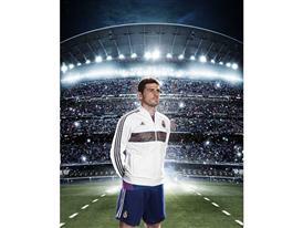 аdidas представи новите екипи на Реал Мадрид за сезон 2013/2014