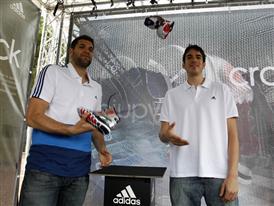 Felipe Reyes y Carlos Suárez 4
