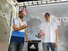 Felipe Reyes y Carlos Suárez 5