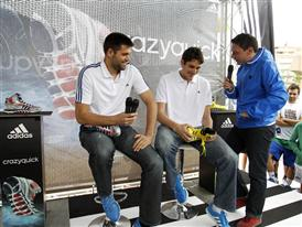 Felipe Reyes y Carlos Suárez 12