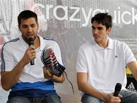 Felipe Reyes y Carlos Suárez 13