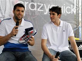 Felipe Reyes y Carlos Suárez 14