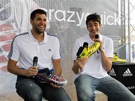 Felipe Reyes y Carlos Suárez 15