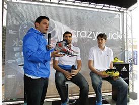 Felipe Reyes y Carlos Suárez 17