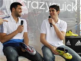 Felipe Reyes y Carlos Suárez 18
