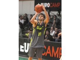 Raul Neto - adidas Eurocamp 2013 - Day 3