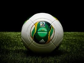 CAFUSA Official Match Ball