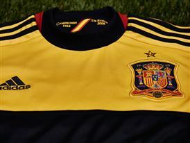 Spain Goalkeeper 1