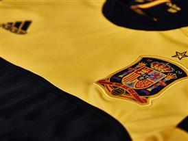 Spain Goalkeeper 6