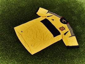 Spain Goalkeeper 11