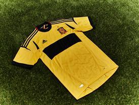 Spain Goalkeeper 12