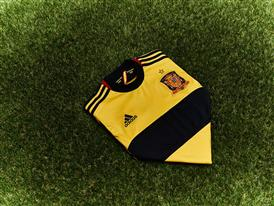 Spain Goalkeeper 15