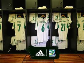 Nigeria Away Kit