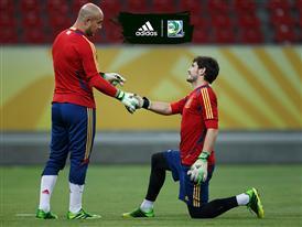 Spain goalkeepers
