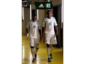 Nigeria Away Jersey