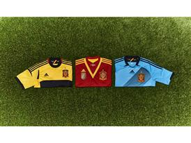 Spain Shirts 1