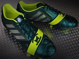 Nitrocharge Green Boot Metal Photo 1