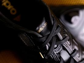 adiPure 11 Pro - Gold&Black 1