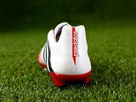 adidas Predator White & Red 1