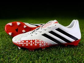 adidas Predator White & Red 4