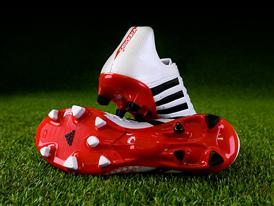 adidas Predator White & Red 5