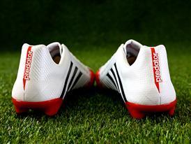 adidas Predator White & Red 9