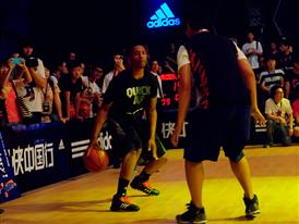Q vs F China Tour Beijing-Fans Party 3 Damian Lillard