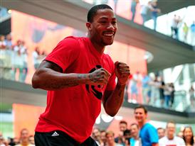 D Rose Tour, adidas World Headquarters 7