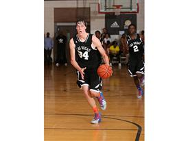 Stephen Zimmerman - adidas Invitational (day 2)