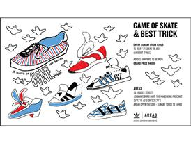 adidas Gonz 15 Year Game of Skate
