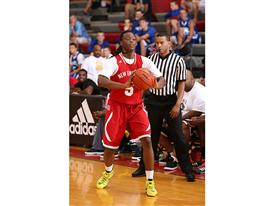 Mustapha Heron - adidas Invitational (day 4)