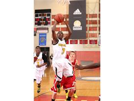 Damontrae Jefferson - adidas Invitational (day 4)