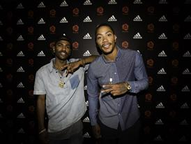 adidas D Rose Paris France D Rose Party