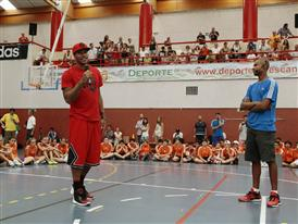 D Rose Tour, Madrid, Spain, Clinic, 3