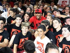 adidas D Rose Tour, Paris, Madrid, Spain, Basketball Event, 6