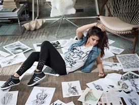 Selena Gomez NEO Collection shot 12