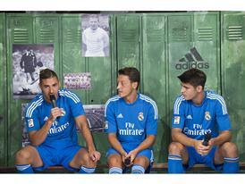 Benzema, +ûzil y Morata 2
