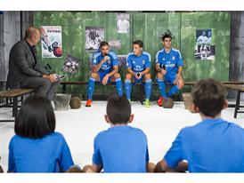 Benzema, +ûzil y Morata  7