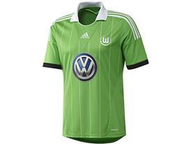 Wolfsburg Away Jersey Front