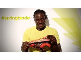 adidas Springblade - Jacksonville Jaguars' Denard Robinson