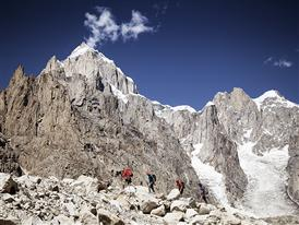 Karakorum, Pakistan
