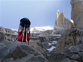 Flo Dertnig, Karakorum, Pakistan