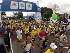 adidas y la media maratón de Bogotá; una alianza que crece 31